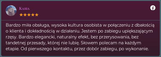Opinia Kasia wersja desktop