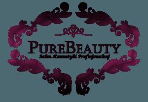 Pure Beauty Salon Kosmetyki profesjonalnej logo